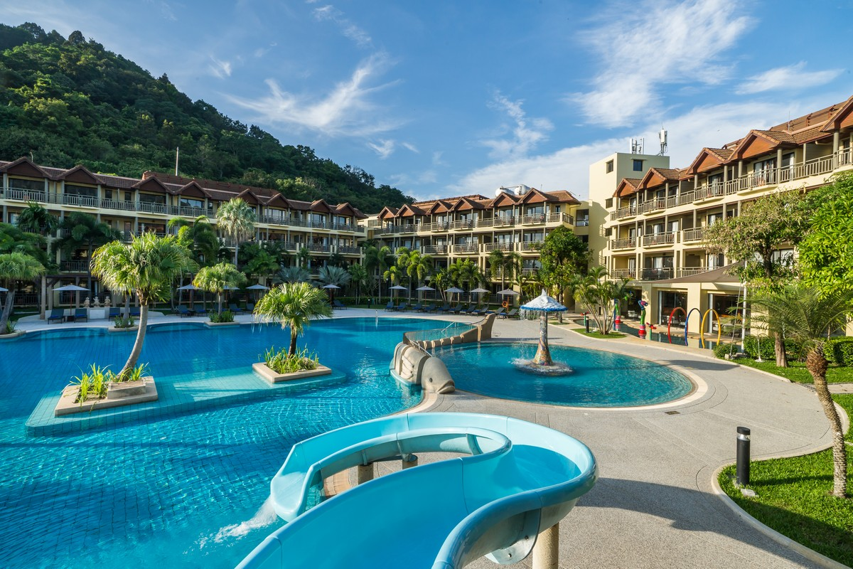 Thailand Phuket Marriott Resort Amp Spa Merlin Beach 8